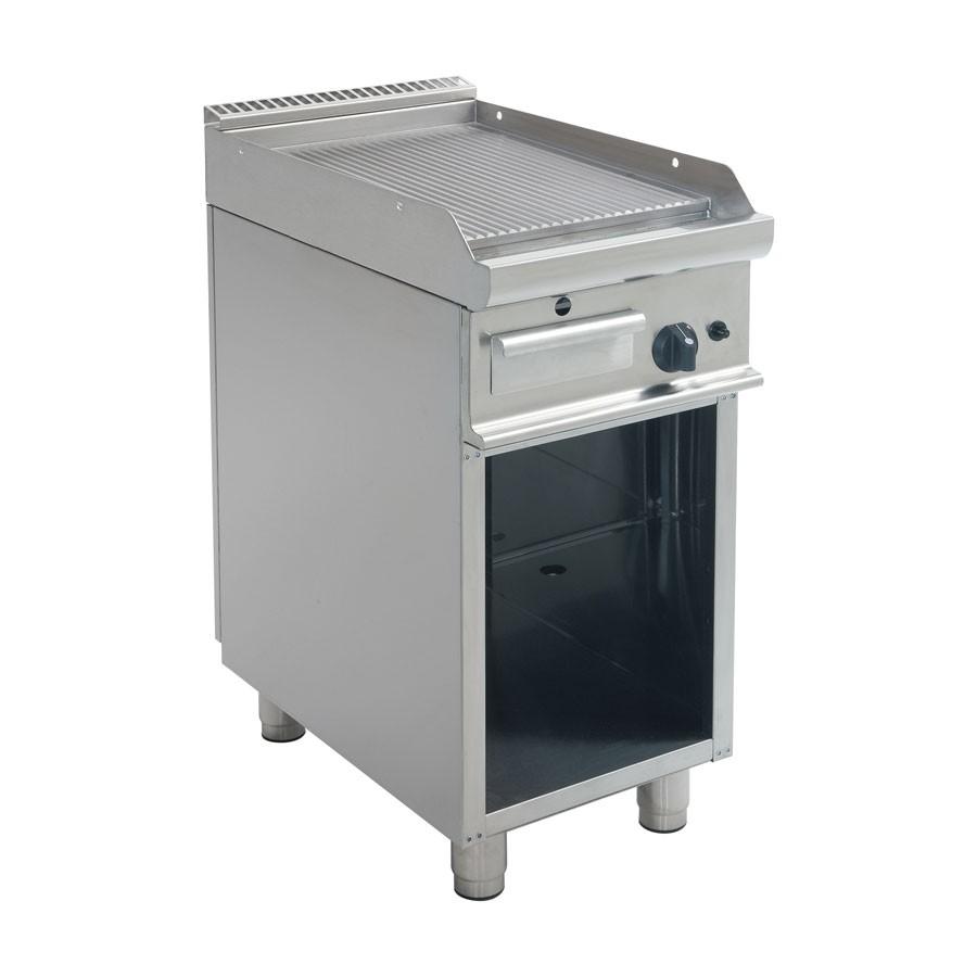 Gas Griddleplatte E7/KTG1BAR Saro