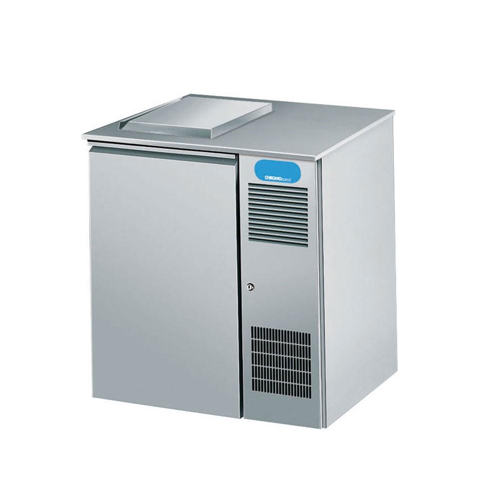 Abfallkühler 1 Tür 1 x 240 L CAKM012400 Chromonorm
