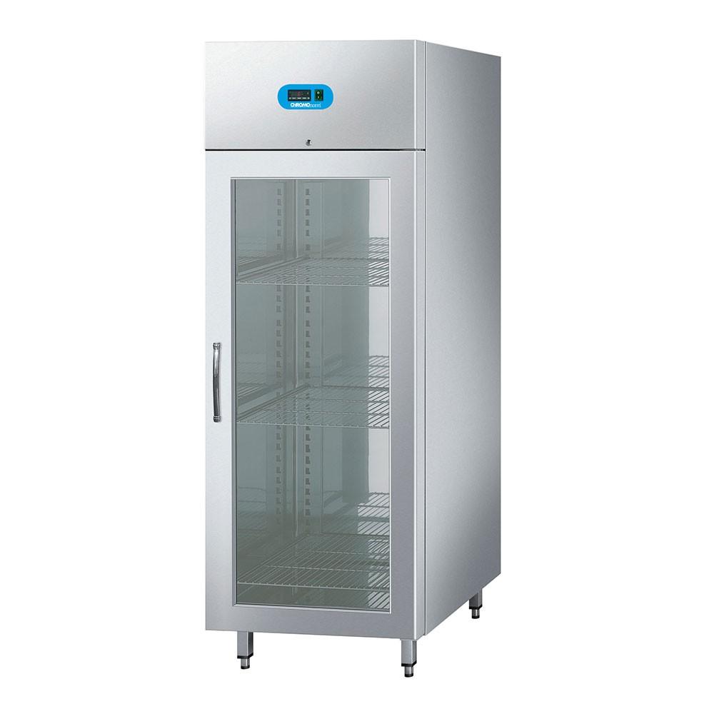 Chromonorm Gastro Kühlschrank Nova mit Glastür 695 x 810mm CHKMN07000V1