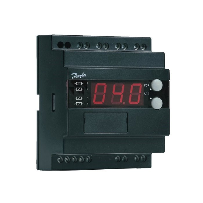 Danfoss Verbundregler EKC331T (ohne Fühler) 084B7105