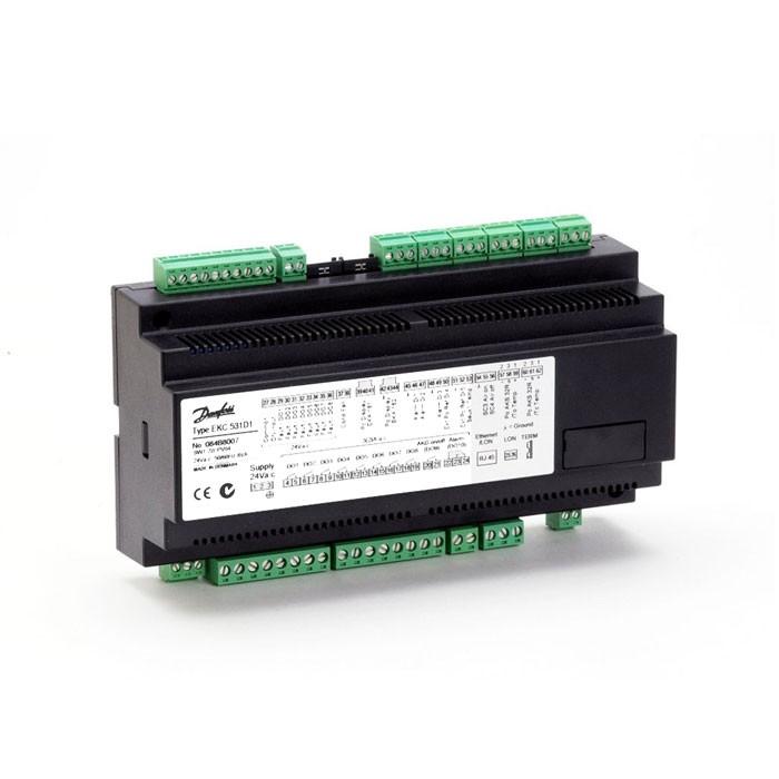 Danfoss Regler AK-PC 530 24V (ohne Fühler) 084B8007