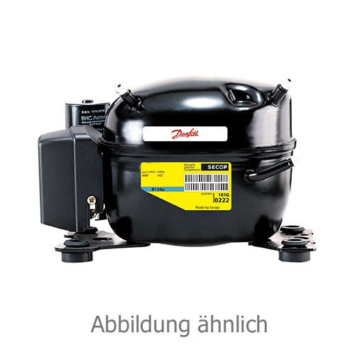 Danfoss / Secop Verdichter PL50 FX (195B0001) R134a PL50FX
