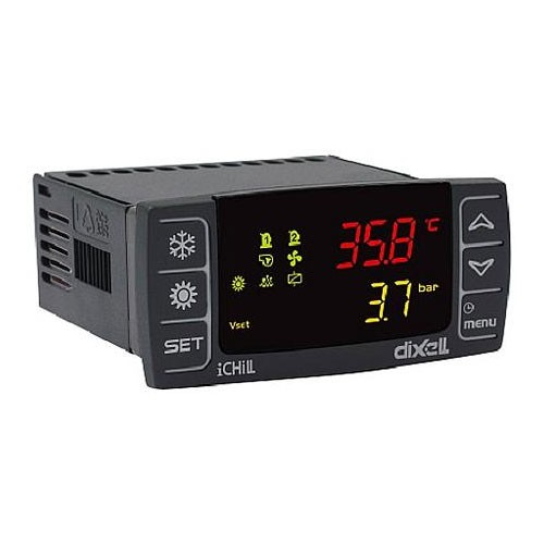 Dixell Kaltwassersatz-und Wärmepumpenregler IC206CX-01000 12V AC/DC (ohne Fühler) IC206CX
