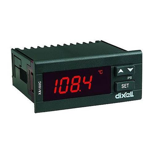 Dixell Anzeigegerät XA100C-0C0TU 12V AC/DC (ohne Fühler) XA100C