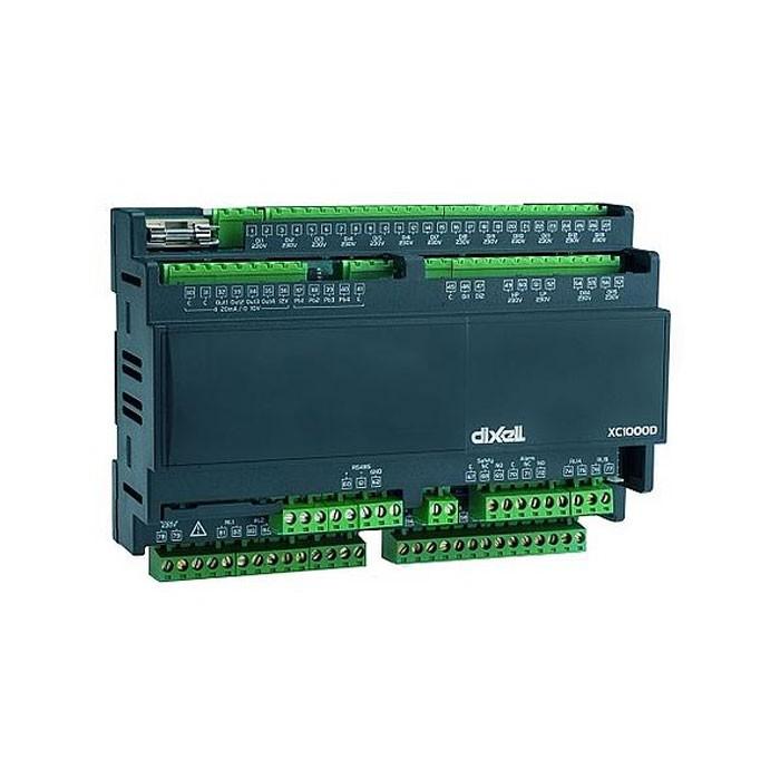 Dixell Echtzeit Verbundregler XC1008D-1C01F (ohne Fühler) XC1008D