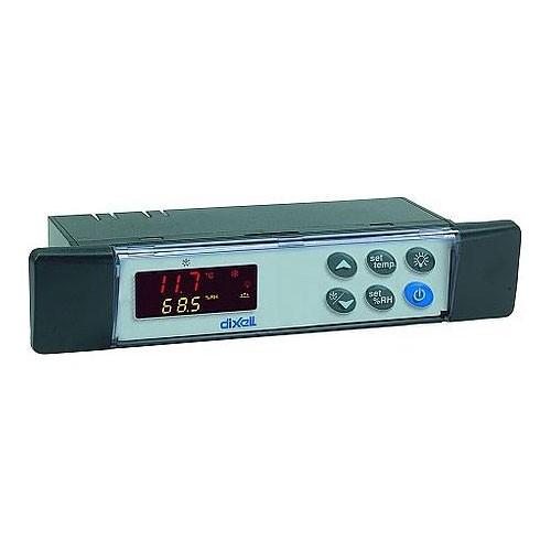 Dixell kombinierter Kühlstellen-und Feuchteregler XH260L-500C0 (ohne Fühler) XH260L