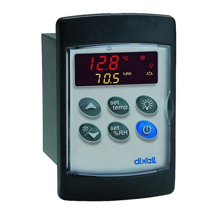 Dixell kombinierter Kühlstellen-und Feuchteregler XH260V-500C0 (ohne Fühler) XH260V