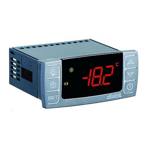 Dixell Kühlstellenregler XR60CX-5N0C3 (ohne Fühler) XR60CX