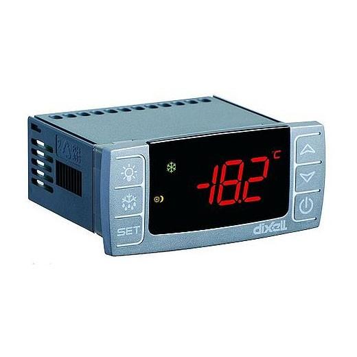 Dixell Kühlenstellenregler für zwei Verdampfer XR64CX-5N0C3 (ohne Fühler) XR64CX