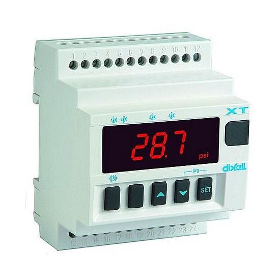 Dixell einstufiger Temperaturregler XT111D-5N0AU (ohne Fühler) XT111D