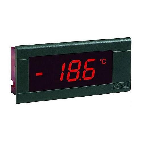 Dixell Anzeigegerät T11S-5200N5 (incl. 1 Fühler - Länge: 5m) T11S