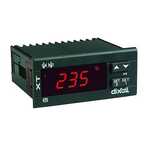 Dixell zweistufiger Kühlstellenregler XT121C-1C0TU 24V AC/DC (ohne Fühler) XT121C