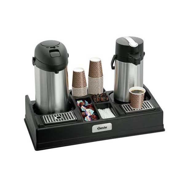 Kaffeestation 2190 geeignet für 2 Isolierkannen