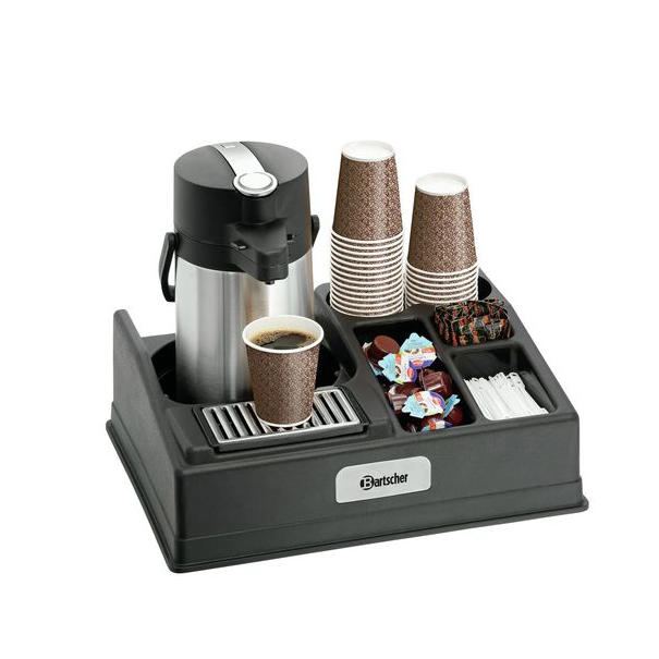 Kaffeestation 1190 geeignet für 1 Isolierkanne