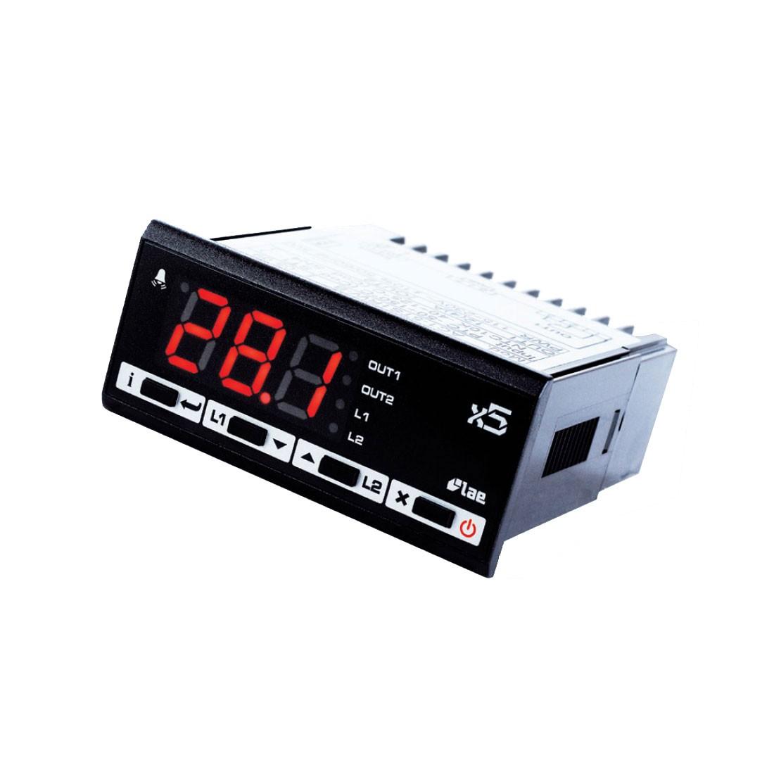 LAE Thermostat AC1-5PS2RW-B (ohne Fühler) AC1