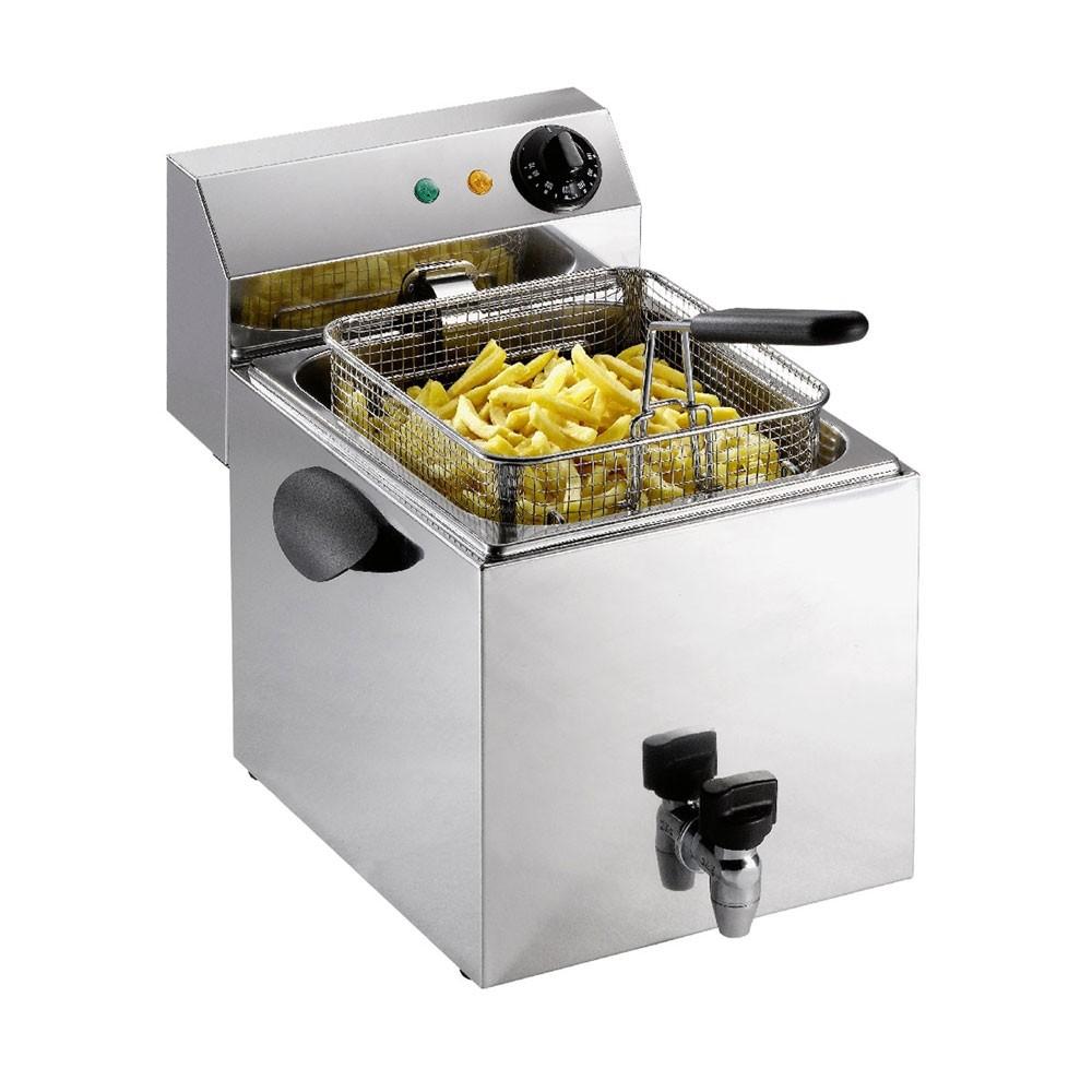 Gastro Friteuse Profri 8V - 8,0 L Saro
