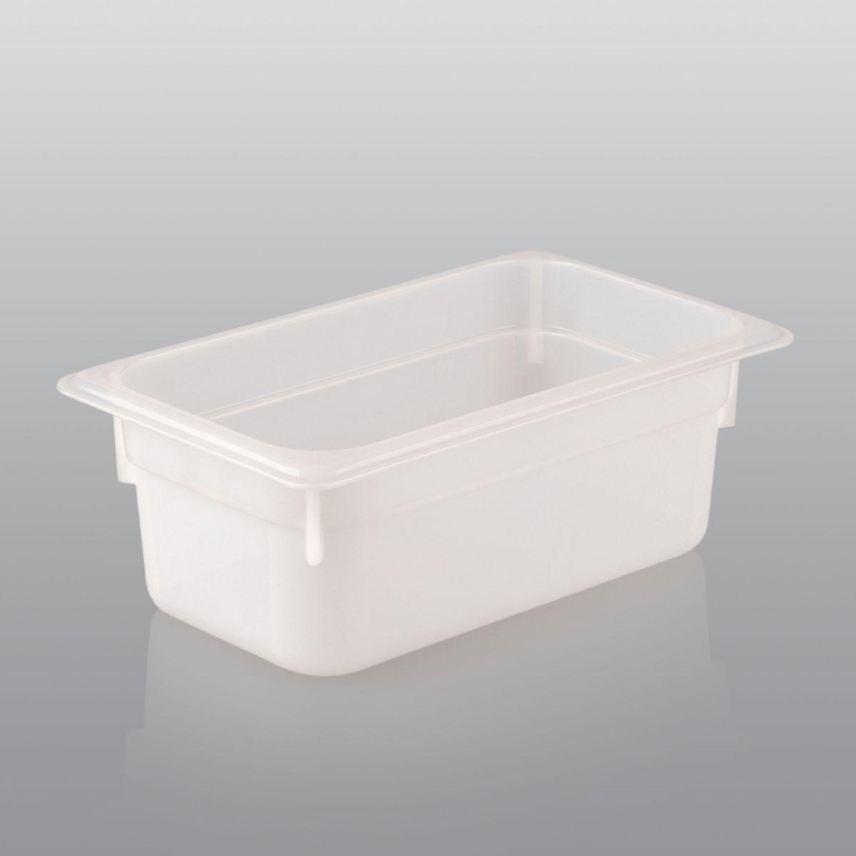 GN Behälter GN 1/4 aus Polypropylen (Tiefe: 150mm) Saro 4,0 L