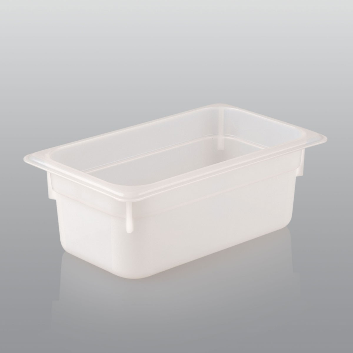 GN Behälter GN 1/4 aus Polypropylen (Tiefe: 100mm) 2,8 L Saro