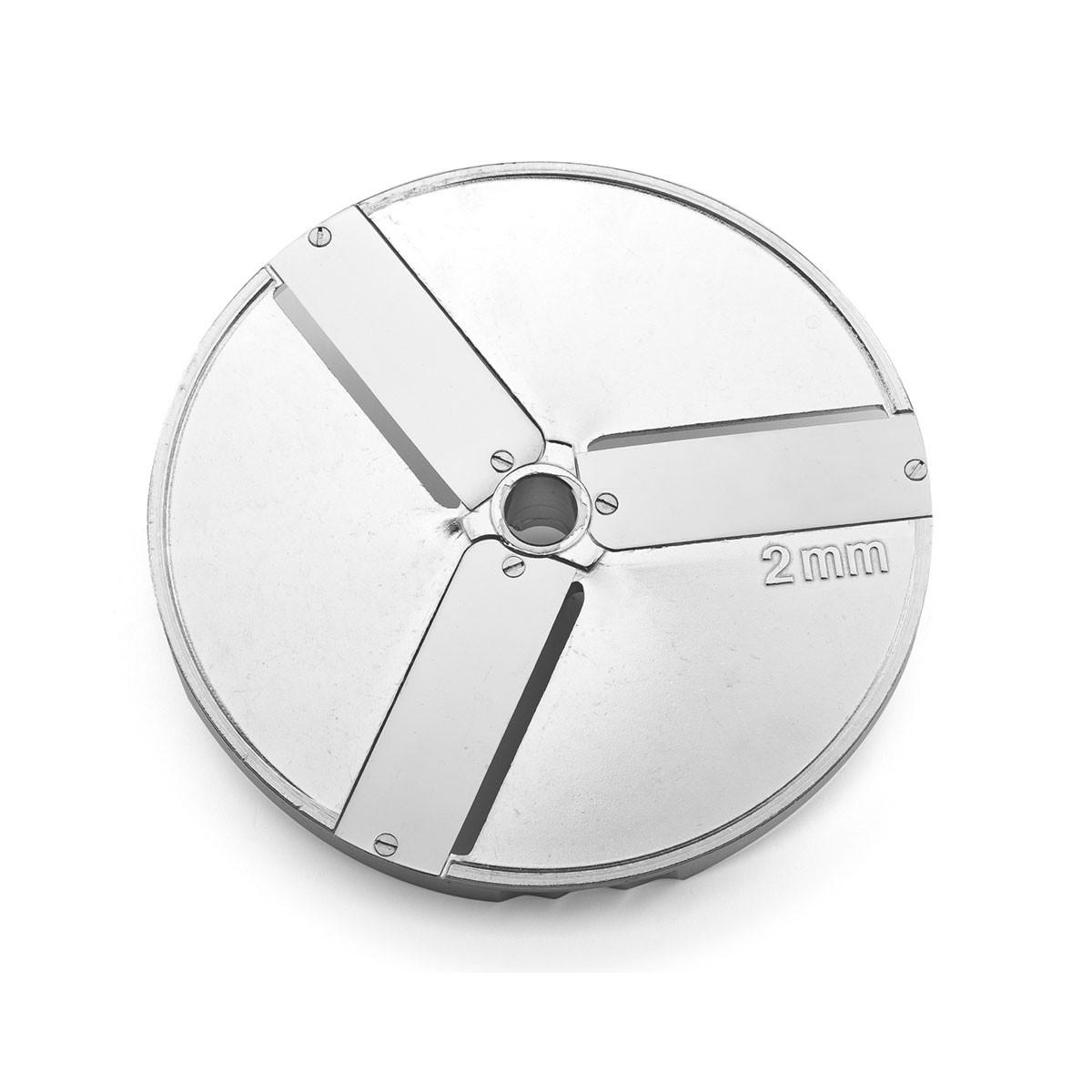 Schneidescheibe AS002 aus Aluminium - 2 mm Saro