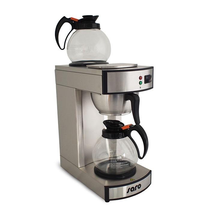 Gastro Kaffeemaschine Saromica K 24 T Saro 2x 1,8 L