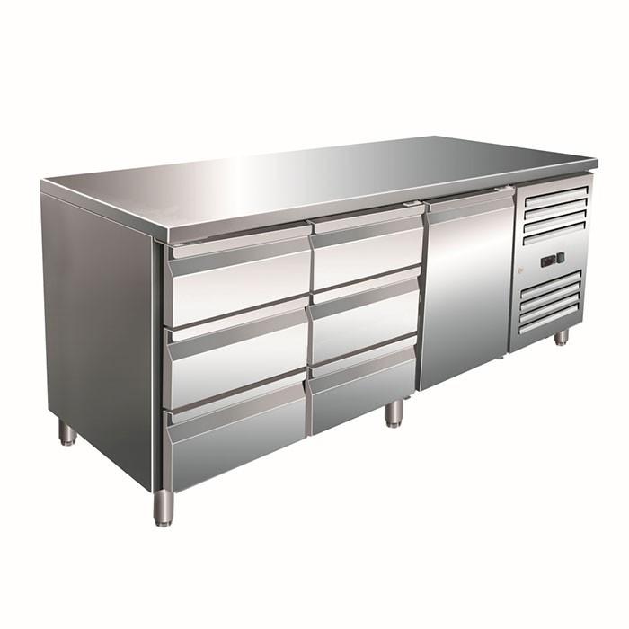 Kühltisch Kylja 3150 Saro