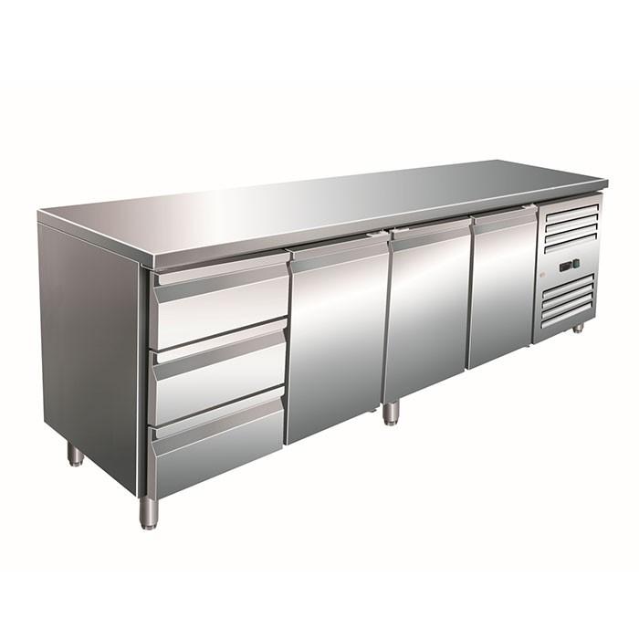 Kühltisch Kylja 4130 TN Saro
