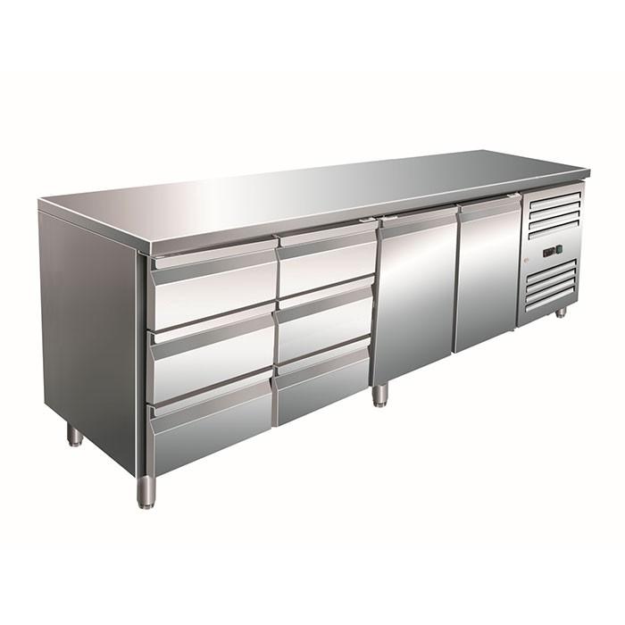 Kühltisch Kylja 4150 TN Saro