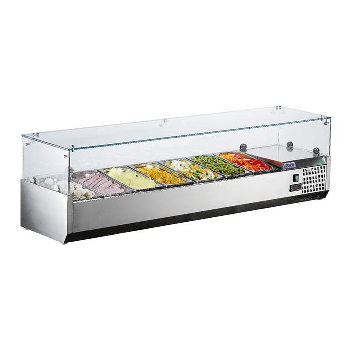Aufsatzkühlvitrine Mette VRX 1600 Saro