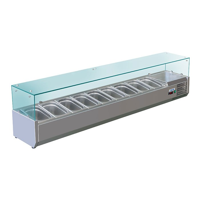 Aufsatzkühlvitrine Mette VRX 1800/330 Saro