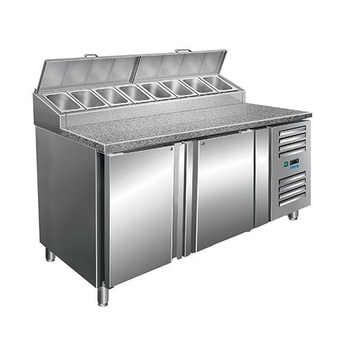 Zubereitungstisch SH 1500 Saro