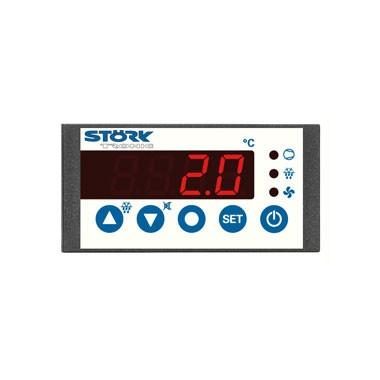 Störk Kühlstellenregler ST710-KNKVL.34 (ohne Fühler und Trafo) ST 710