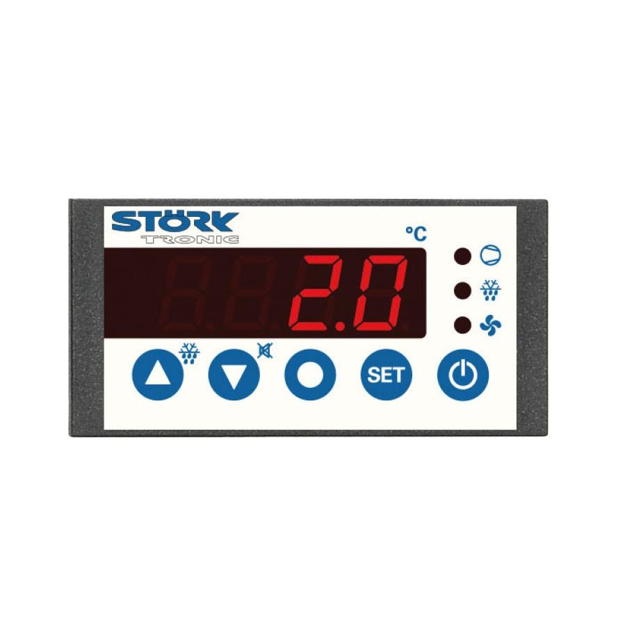 Störk Kühlstellenregler ST710-KNKVR.112 (ohne Fühler und Trafo) ST 710