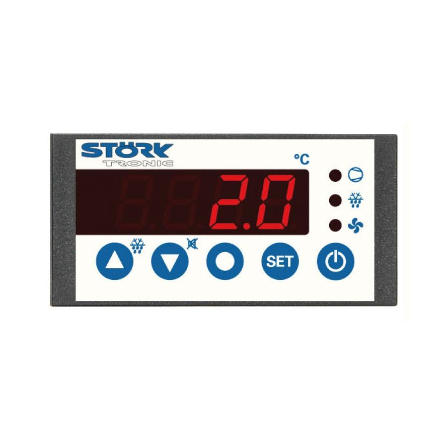 Störk Kühlstellenregler ST710-KOKAR.112 (ohne Fühler) ST 710