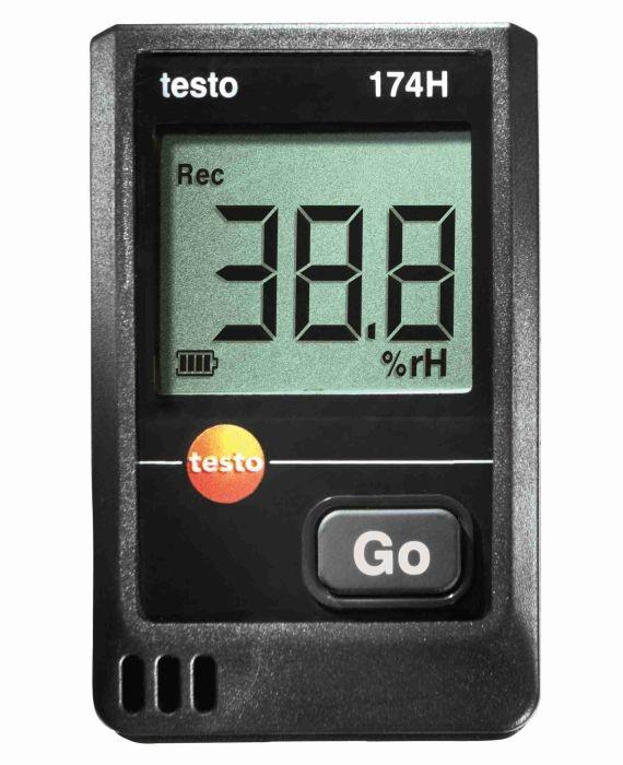 testo 174H - Mini-Datenlogger für Temperatur und Feuchte (174 H)