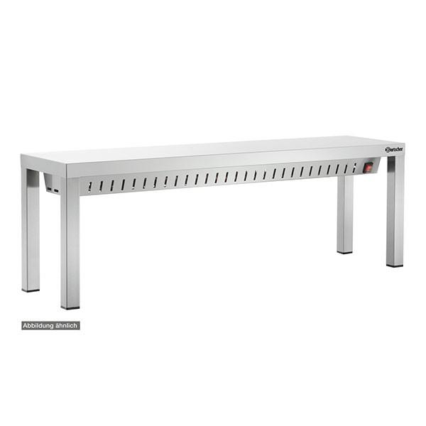 Wärmebrücke WBS1200 Bartscher - 1,2 m