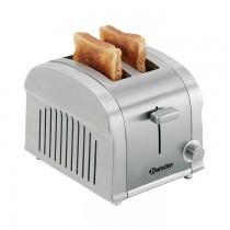 Gastro Toaster mit Brötchenausatz TS20 Bartscher