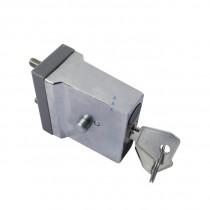 Chromonorm Montagesatz Einwurfklappen-/Türschloss 701123 für Abfallkühler