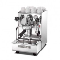 Gastro Espressomaschine Office EB61 Leva Inox