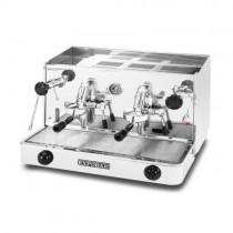 Gastro Espressomaschine Ebica mit 2 Brügruppen