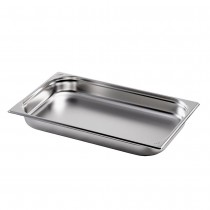 Gastronormbehälter GN 1/1 aus Edelstahl (Tiefe: 150mm) Saro 21,0 L