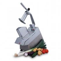 Gemüseschneidemaschine Carus - halbrunder Einfülltrichter Saro