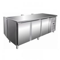 Durchschubkühltisch GN 3100 TNC Saro