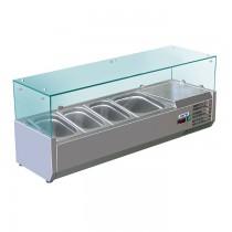 Aufsatzkühlvitrine Mette VRX 1200/330 Saro