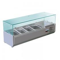 Aufsatzkühlvitrine Mette VRX 1200 Saro