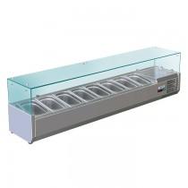 Aufsatzkühlvitrine Mette VRX 1800 Saro