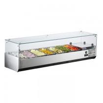 Aufsatzkühlvitrine Mette VRX 1600/330 Saro