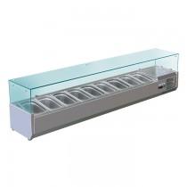 Aufsatzkühlvitrine Mette VRX 2000 Saro