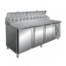 Zubereitungstisch / Belegstation SH 2000 - 2000 x 850mm Saro