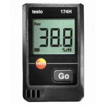 testo 174H Set - Mini-Datenlogger für Temperatur und Luftfeuchtigkeit im Set (174 H)