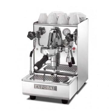 Gastro Espressomaschine Office EB61 Leva Inox - 2 Kessel
